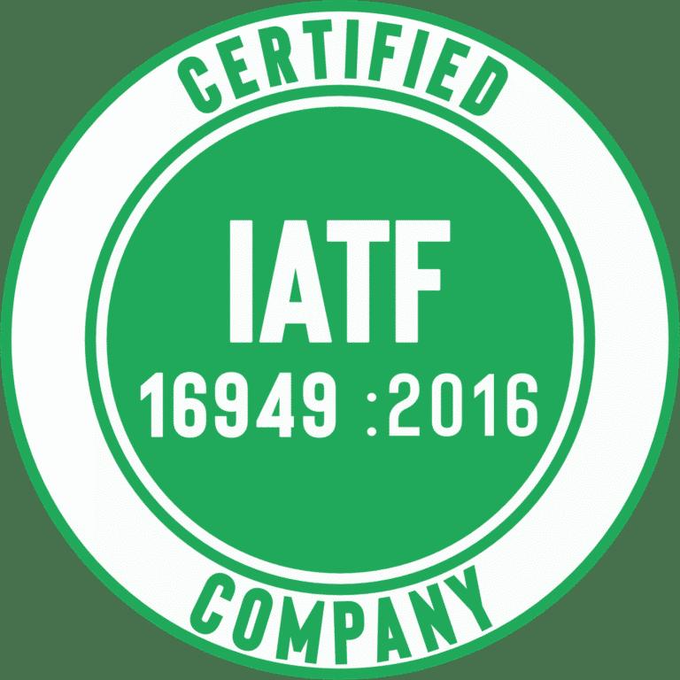 verniciatura certificata IATF 16949 - certified painting iatf 16949