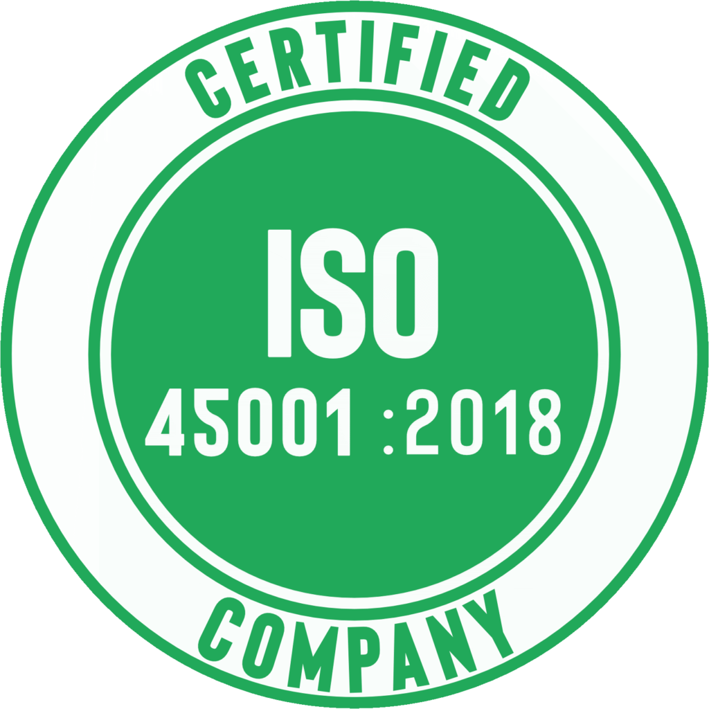 verniciatura certificata iso 45001 - certified painting iso 45001