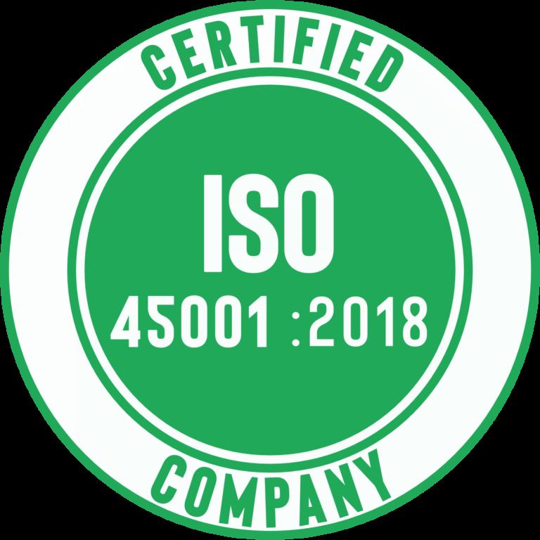 verniciatura certificata iso 45001 - certified painting iso 45001